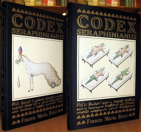 9788821600265: Codex seraphinianus (Latin Edition)
