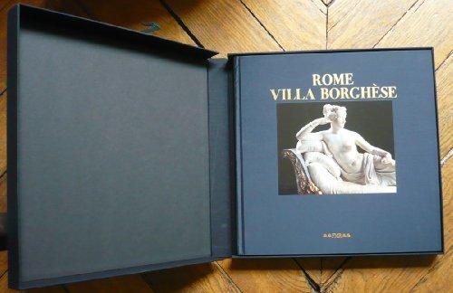 9788821626739: Rome, villa Borghèse