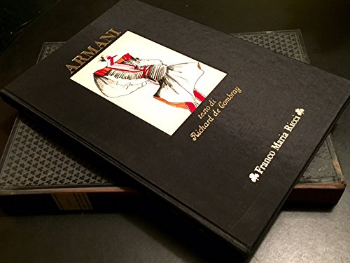 Armani (Luxe, calme et volupte) (Italian Edition) (8821629031) by Richard DE COMBRAY