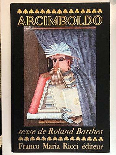 Arcimboldo. The Signs of Man Volume 7: Barthes, Roland
