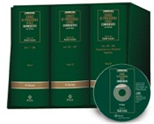 9788821742828: Codice di procedura civile commentato. Con CD-ROM