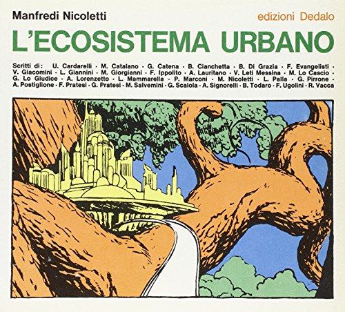 9788822008091: L'ecosistema urbano