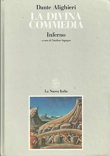 9788822104465: La Divina Commedia: Inferno