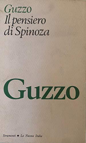 9788822124715: Il pensiero di Spinoza