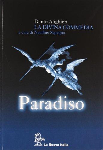 9788822153036: La Divina Commedia. Paradiso. Con guida