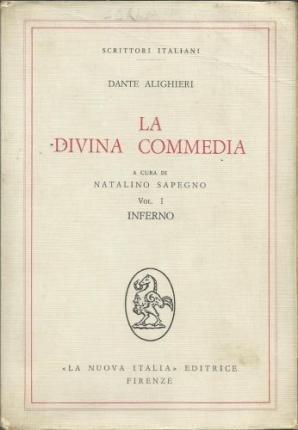9788822153098: La divina commedia; Inferno text