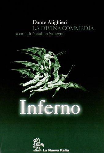9788822153128: LA Divina Commedia: Inferno