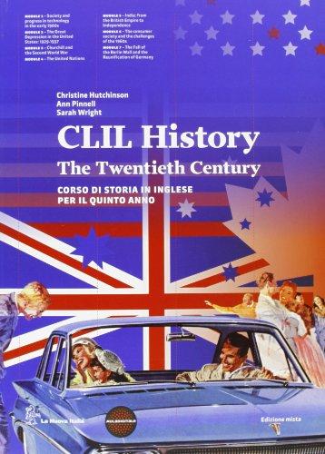 9788822176646: CLIL history. Per le Scuole superiori. Con espansione online