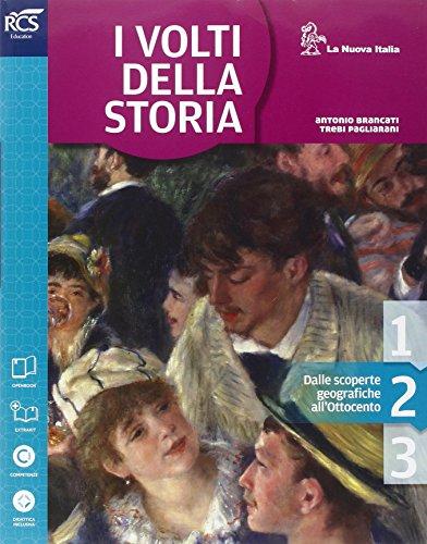 9788822179753: I volti della storia. Per la Scuola media. Con e-book. Con espansione online: 2
