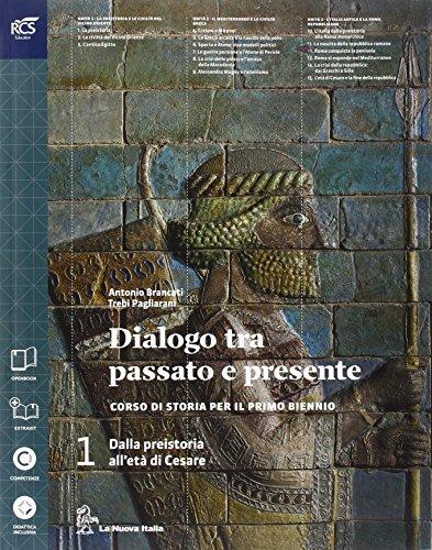 9788822182661: Dialogo fra passato e presente. Volume 1 + ExtraKit + OpenBook (Adozione tipo B). Per le Scuole superiori