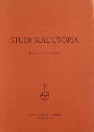 STUDI SULL'UTOPIA.: FIRPO Luigi (a cura di).