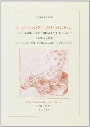 9788822219367: I Disegni Musicali Del Gabinetto Degli