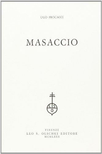 Masaccio.: Procacci, Ugo