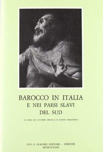 Barocco in Italia E Nei Paesi Slavi: Srpska Akademija Nauka