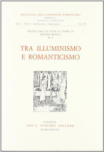 9788822231888: Miscellanea Di Studi in Onore Di Vittore Branca. Vol. IV: