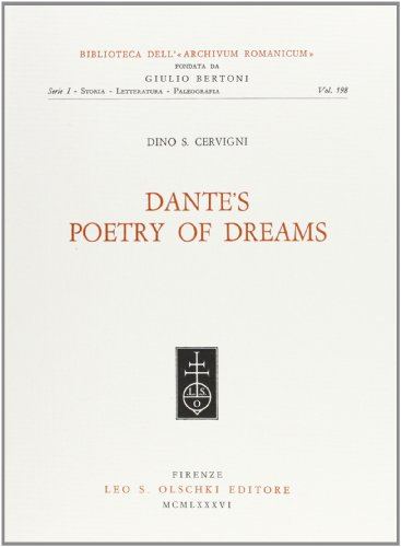Dante's Poetry of Dreams