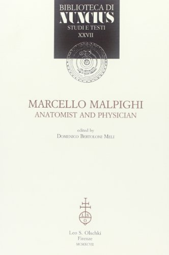 Marcello Malpighi, anatomist and physician.