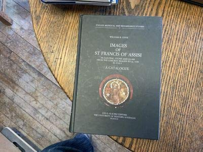 Images of St.Francis of Assisi in Painting,stone and Glass from the Earliest Images to Ca.1320 in ...