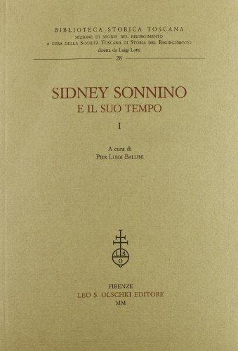 Sidney Sonnino e il suo tempo.: --