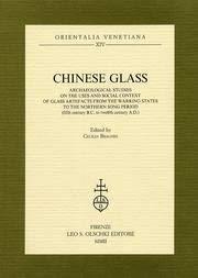 9788822251626: CHINESE GLASS