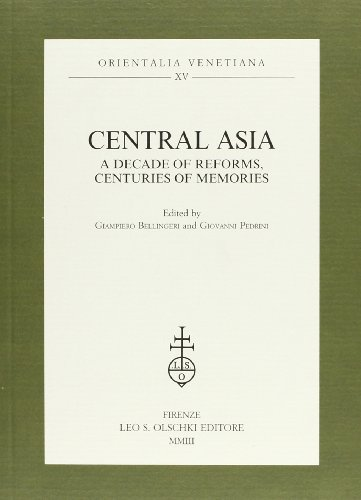 Central Asia. A decade of reforms, centuries of memories.