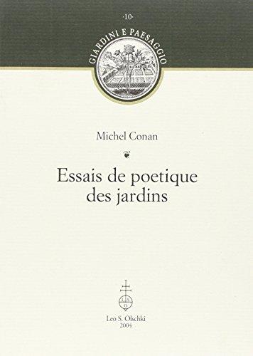 Essais de poetique des jardins (8822253582) by Michel Conan