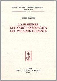 9788822255747: La Presenza Di Dionigi Areopagita Nel