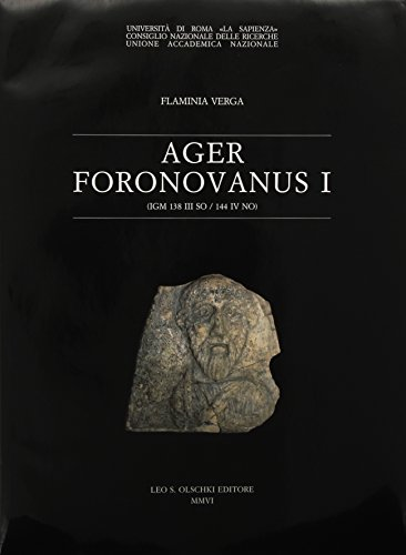 AGER FORONOVANUS I. (IGM. 138 III SO / 144 IV NO).: VERGA Flaminia.