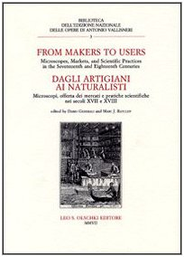 FROM MAKERS TO USERS. Microscopes, Markets and: GENERALI D. /