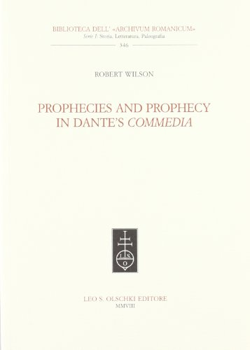 9788822257482: Prophecies and Prophecy in Dante's Commedia