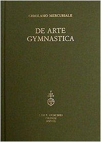 9788822258045: De arte gymnastica. Testo inglese a fronte