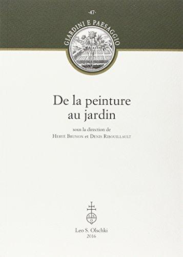 De la peinture au jardin: Hervé Brunon et