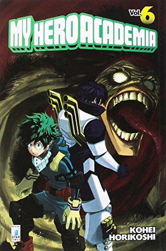 9788822600981: My Hero Academia: 6 (Dragon)