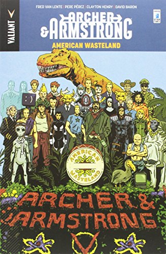 9788822601049: Archer & Armstrong: 6 (Valiant)