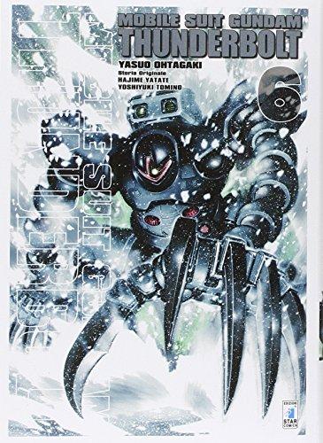 9788822601315: Gundam Thunderbolt: 6