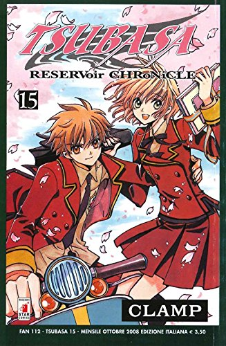 9788822602558: Tsubasa reservoir chronicle: 15 (Fan)