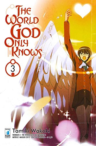 9788822602718: The world god only knows: 3 (Wonder)
