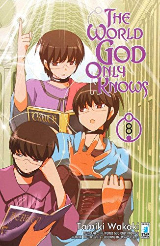 9788822602763: The world god only knows: 8 (Wonder)