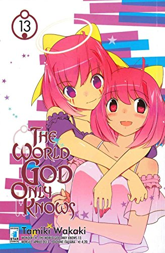 9788822602817: The world god only knows: 13 (Wonder)