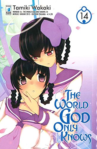 9788822602824: The world god only knows: 14 (Wonder)