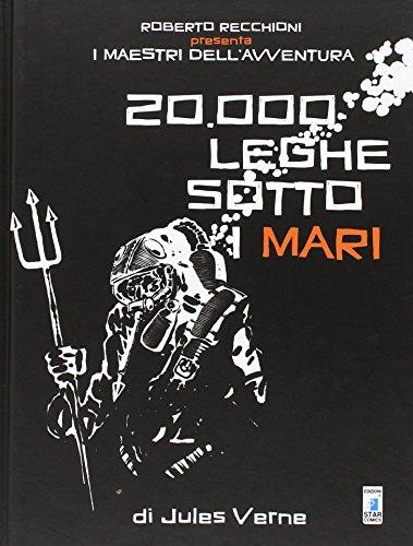 Roberto Recchioni presenta: I maestri dell'avventura. 20.000