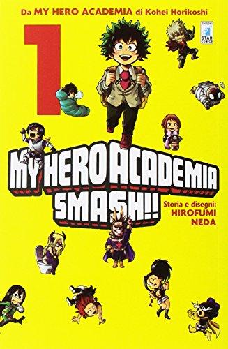 9788822604903: My Hero Academia Smash!! (Vol. 1)