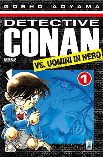 9788822604989: Detective Conan vs Uomini in nero (Vol. 1)