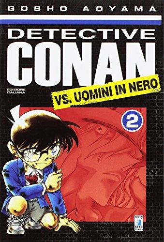 9788822604996: Detective Conan vs uomini in nero: 2 (Mitico)