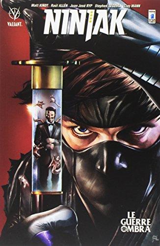 Ninjak: 2: Matt Kindt; Raúl