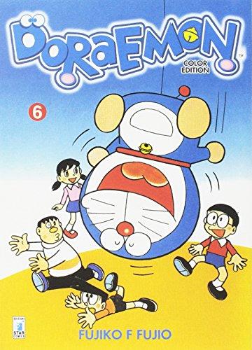 9788822606433: Doraemon. Color edition (Vol. 6)