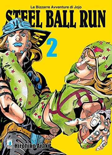 9788822609069: Steel ball run. Le bizzarre avventure di Jojo (Vol. 2)