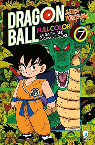 9788822609595: La saga del giovane Goku. Dragon Ball full color: 7