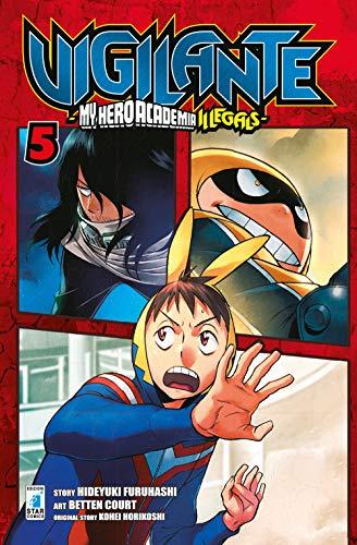 9788822614346: Vigilante. My Hero Academia illegals: 5