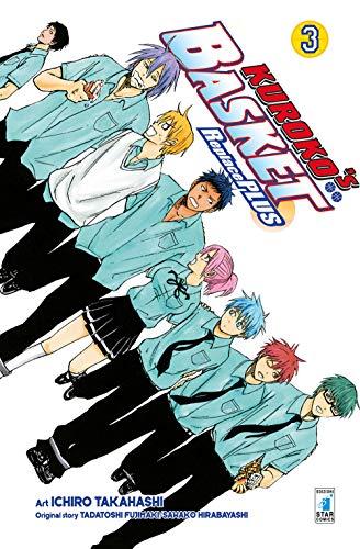 9788822614681: Kuroko's basket. Replace plus (Vol. 3)